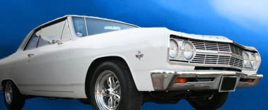 Muscle Factory 1964 - 72 Chevelle and El Camino Parts
