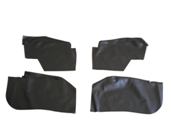 Convertible armrest covers