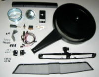 Cowl Induction Parts