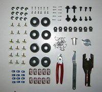 Fasteners/Bolts/Tools