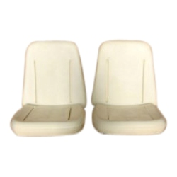 Seat springs and seat foam