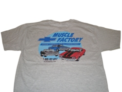 Muscle Factory shirt, XX Large